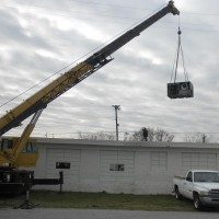 Crane AC unit
